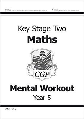 KS2 Mental Maths Workout - Year 5 (CGP KS2 Maths) from Coordination Group Publications Ltd (CGP)