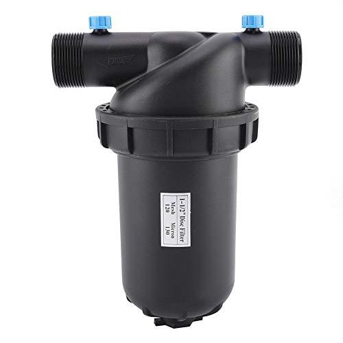 Waterfilter, plastic 1,5 inch waterfilter tuinslang druppel Irrigatie Filter