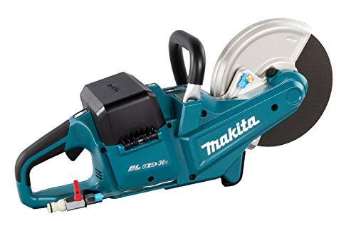 Makita DCE090ZX1 Trennschleifer 2x18 V (ohne Akku, ohne Ladegerät), 36 V