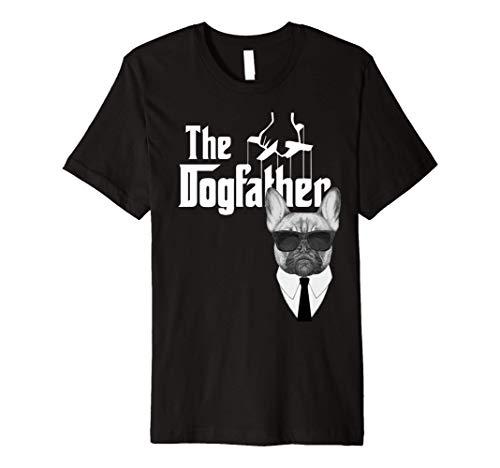 The Dogfather French Bulldog Frenchy Dog Premium T-Shirt