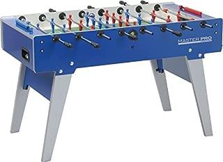 Garlando Master Pro Indoor Foosball/Soccer Folding Game Table