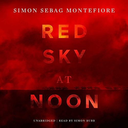 Red Sky at Noon audiobook cover art