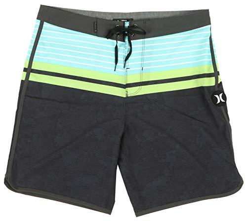Hurley Phantom Aloha Stripes Board Shorts (34)