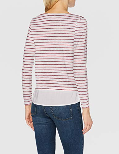 Springfield 6764851T8 T-Shirt, Blanco, S Womens