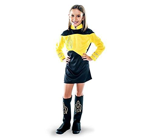 Disfraz de Capitana galáctica para niña