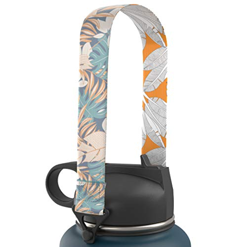 Chill. Water Bottle Strap/Handle for 32oz HydroFlask and Other Wide Mouth Bottles, Bali - Changing The Game in Hydro Flask Accessories
