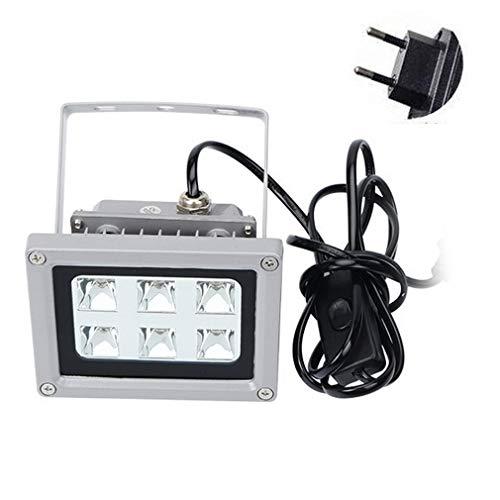 Lámpara LED de curado de Resina UV para SLA DLP Impresora