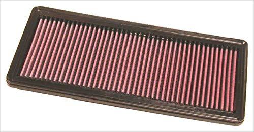 K&N 33-2842 Filtri Aria Sostitutivi Auto, Lavabile e Riutilizzabile