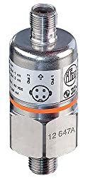IFM Efector PX9112 Electronic Pressure Sensor, 0 to 1000 PSI Measuring Range