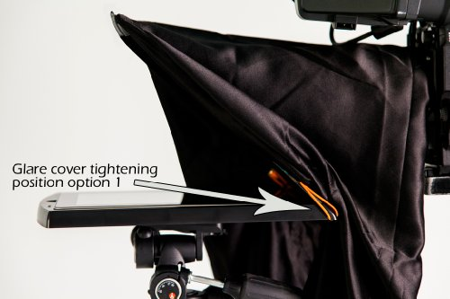 Prompt-it® Maxi Teleprompter with Beamsplitter Glass