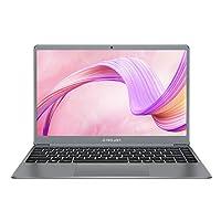【Leichtgewichtes und schickes Design】14 Zoll Laptop verfügt über einen Full-HD Bildschirm mit einer Auflösung von 1920 x 1080 für lebendige Farben und Kontrast und einen dünnen 2,5D Rahmen von nur 8 mm für das beste Betrachtungserlebnis. Das Netbook ...