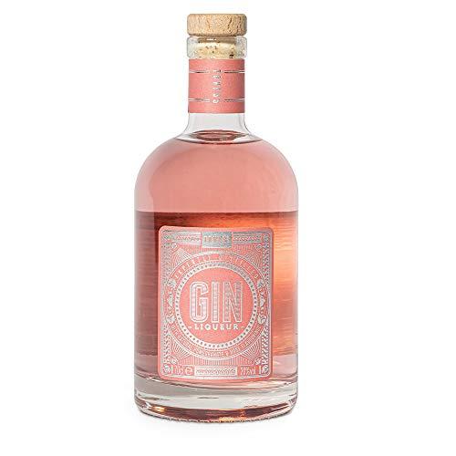 Tovess Licor de ginebra de granada y rosa - 700 ml