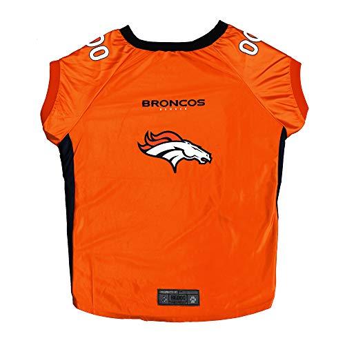 NFL Denver Broncos Premium Pet Jersey, Big Dog