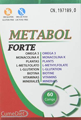 Cumediet Metabol Forte 60Comp. 600 g