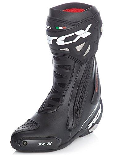 TCX Motorradstiefel Vibe WP schwarz 45