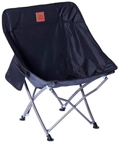 YYZZ Chaise de Camping Portable Ultra-léger Pliant Camping Sac à Dos Sac à Dos avec Sac à Main résistant 220 LB capacité-Section A