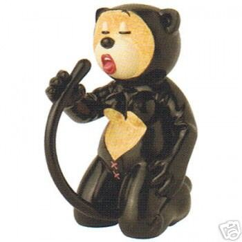 BAD TASTE BEARS - Statuette Kitty 11 cm