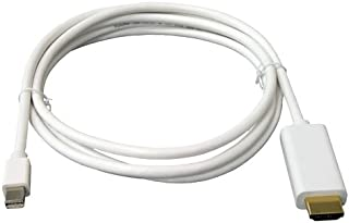 Mini DisplayPort - HDMI 変換ケーブル (Thunderbolt Port - HDMI)1.8m Apple Macbook 対応