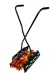 UPP Laubgreifer Ergonomisch | Greifer hilft Ihnen beim Laubsammeln im Garten | Ideal als Laubschaufel und Müllgreifer