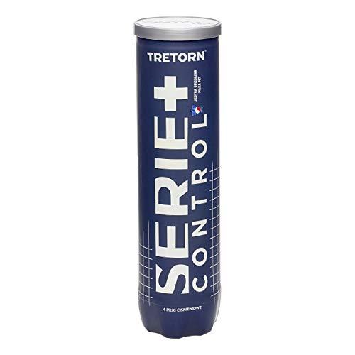 Tretorn Serie + Control - Confezione da 4 palline da tennis