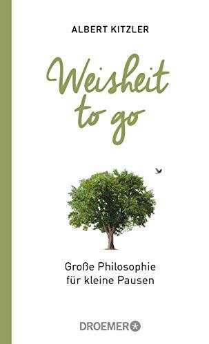 Weisheit to go: Große Philosophie für kleine Pausen