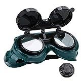Gafas Soldadura de doble lente Gafas Nueva PC Protección robusta y más eficiente...