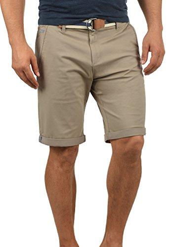 !Solid Monty Chino Pantalón Corto Bermuda Pantalones