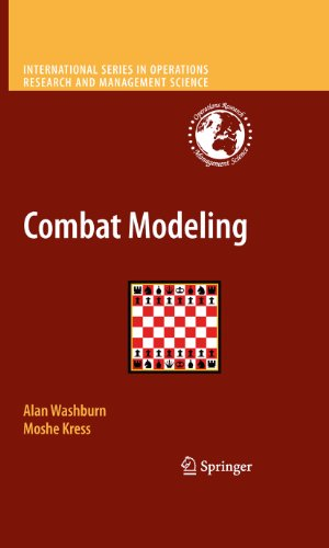 Combat Modeling (International Series in Operations Research & Management...