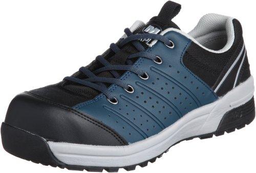 [ミドリ安全] 安全作業靴 JSAA認定 プロスニーカー MPN301 メンズ ネイビー 27.0(27cm)