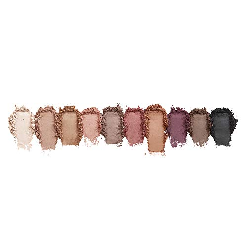 e.l.f. Mad For Matte Eyeshadow Palette, 10 Shades, 0.49 oz, Summer Breeze