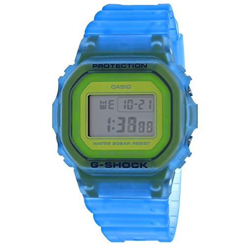 Casio G-Shock By Men's DW5600LS-2 Digital Watch Blue/Green
