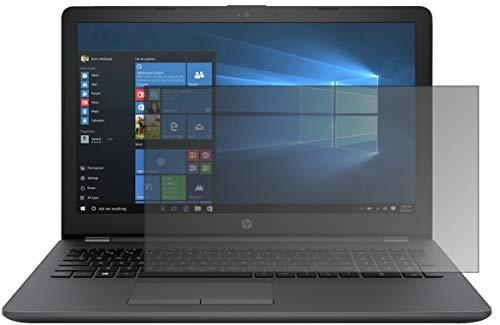 dipos I Blickschutzfolie matt kompatibel mit HP 250 G6 15.6 Zoll Sichtschutz-Folie Bildschirm-Schutzfolie Privacy-Filter