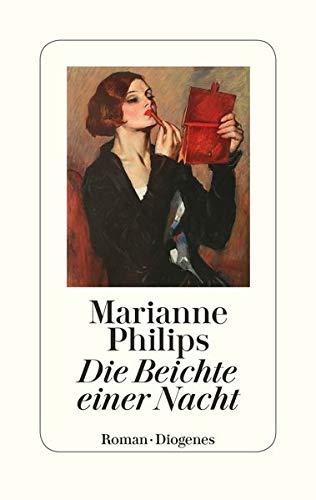 Buchseite und Rezensionen zu 'Die Beichte einer Nacht' von Philips, Marianne