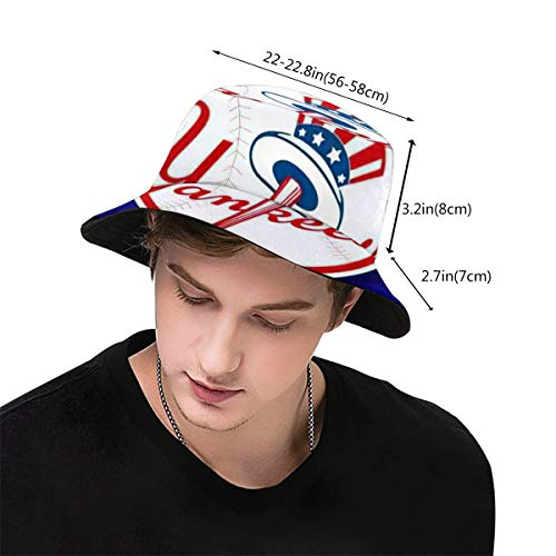 G-III Sports New York Yankees Fashion Women Men Boys Girls Bucket Hat Sun Protection Fisherman Cap Winter
