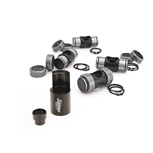 Comp Cams 13702TL Trunnion Upgrade Kit w/Installation Tool for GM LS1/LS2/LS3/LS6 Rocker Arms