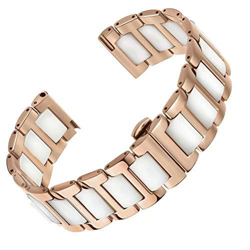 20 millimetri collegamento ceramica cintura vigilanza del wristband...