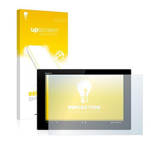 upscreen Pellicola Protettiva Opaca Compatibile con Sony Xperia Tablet Z SGP311 Protezione Proteggi Schermo – Antiriflesso, Anti-Impronte
