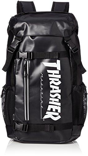 [スラッシャー] リュック カブセリュック THRTPシリーズ THRTP502 ブラック/ホワイト
