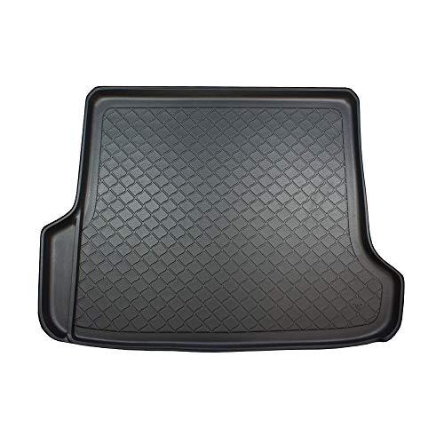 MTM Bandeja Maletero para V70 II / XC70 (I) desde 2000-2007 a Medida, Alfombra Cubeta Protectora Antideslizante. Uso: modo de 5/7 asientos; 3 filas asientos abajo (tambien vers. Cargador con navegador y CD), cód. 3866