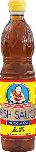Healthy Boy Salsa De Pescado 800 g