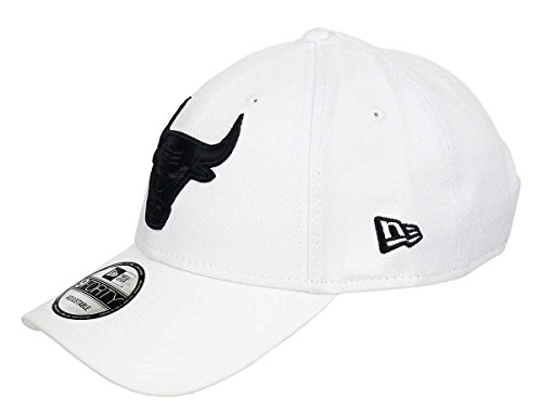 New Era Chicago Bulls 9forty Adjustable Cap League Essential White - One-Size