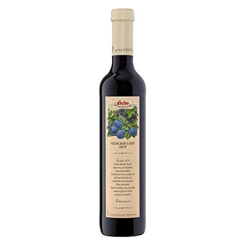 Tiroler Heidelbeer - Cassis Sirup 500 ml. - Darbo