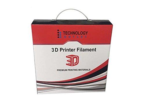 TECHNOLOGYOUTLET PREMIUM 3D PRINTER FILAMENT 1.75MM PVA
