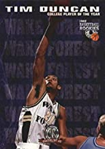 1997-98 The Score Board - Tim Duncan - All-American - College Player of the Year - San Antonio Spurs Prospect NBA Basketba...