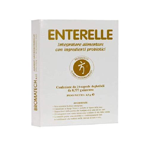 BROMATECH Enterelle - 24 Compresse