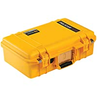 Pelican 1485Air Compact Hand-Carry Case with Pick-N-Pluck Foam (Yellow)