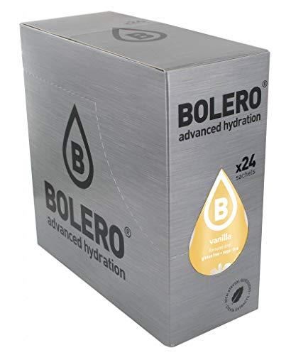 Bolero Classic Poederzakje, 9 g, vanille, 24 stuks