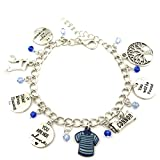 Universe of Fandoms Broadway Musical Dear Evan Hansen Charm Bracelet Gifts for and Women