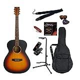 S.Yairi ヤイリ アコースティックギター Amazonオリジナル9点 スペシャルセット YF-04/VS ヴィンテージサンバースト