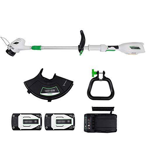 Learn More About Zzmop Electric String Trimmer with Auto Feed 40V Lithium Battery Portable Garden Pr...